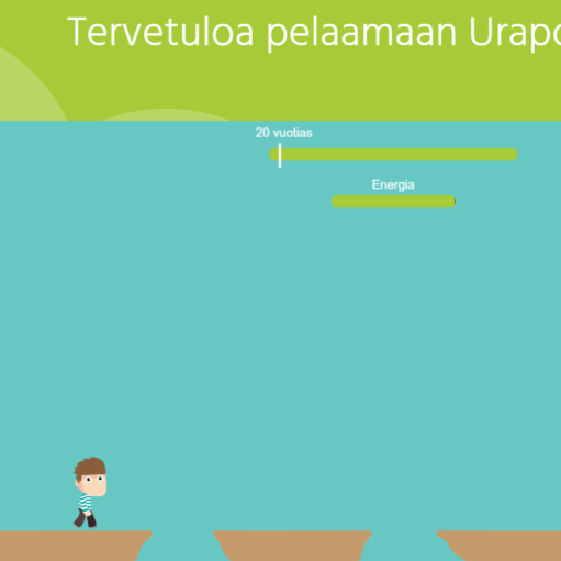 Urapolut.fi -peli