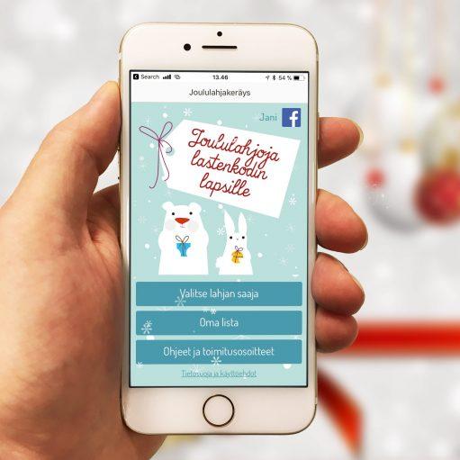 Joululahja App